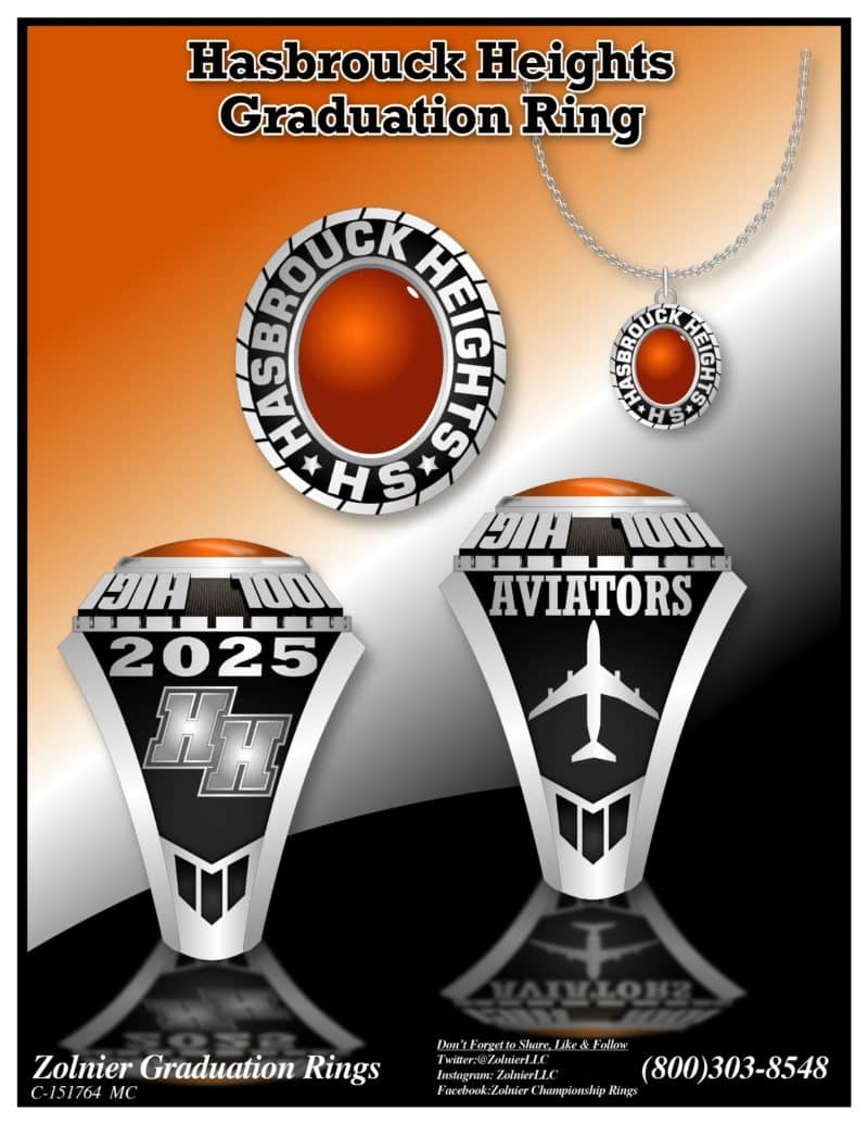 Hasbrouck Heights Class Ring 2021